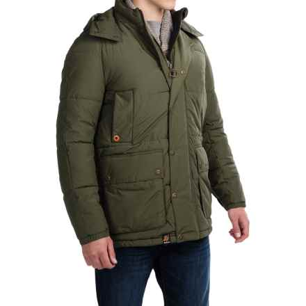 Barbour Hoola Quilted Jacket - Insulated (For Men) in Olive - Closeouts