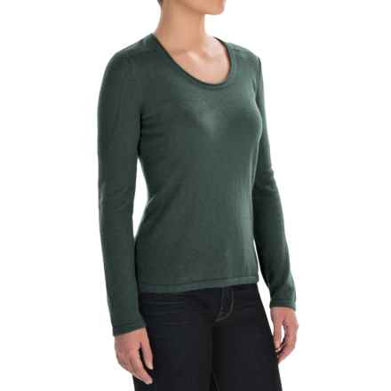 Barbour India Sweater (For Women) in Mallard - Closeouts