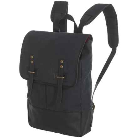 Barbour International Backpack in Black - Closeouts