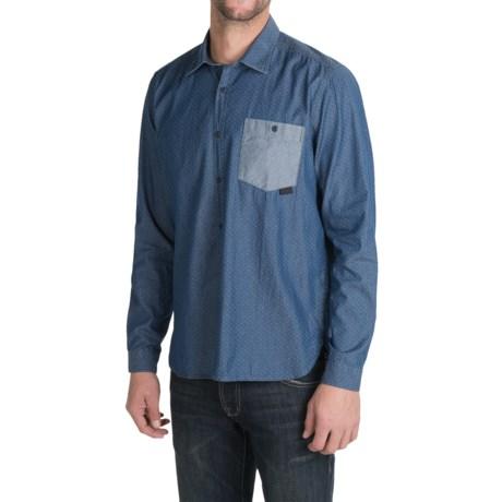 Barbour International Crocker Shirt Long Sleeve (For Men)