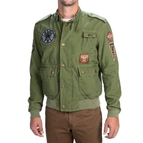 Barbour International Customized Flyer Jacket (For Men)
