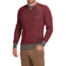 Barbour International Douglas Sweater (For Men) in Merlot - Closeouts