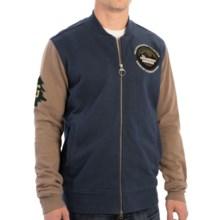 Barbour International Greenhorn Jacket - Full Zip (For Men) in Navy - Closeouts