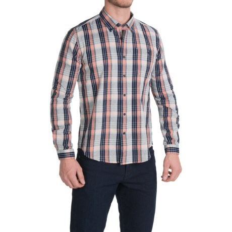 Barbour International Magna Shirt Long Sleeve (For Men)