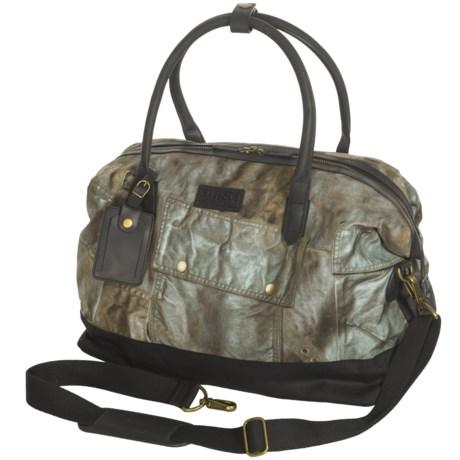 Barbour International Photoprint Explorer Holdall Bag