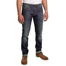 Barbour International Selvedge Jeans - Slim Fit (For Men) in Worn Once - Closeouts