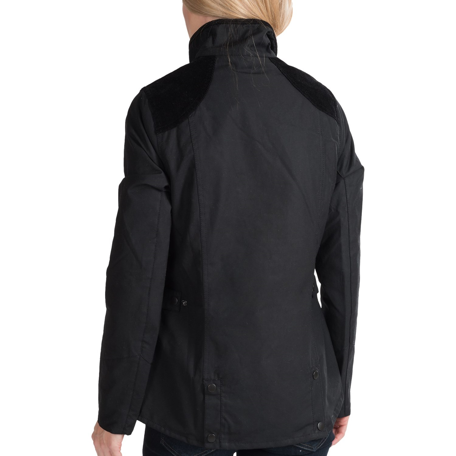 Barbour Isleham Waxed Cotton Jacket (For Women) 8701X - Save 52%