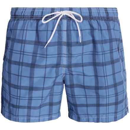 Barbour John Shorts (For Men) in Blue - Closeouts