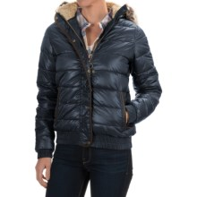 Barbour Kilma Quilted Jacket - Insulated (For Women) in Navy - Closeouts
