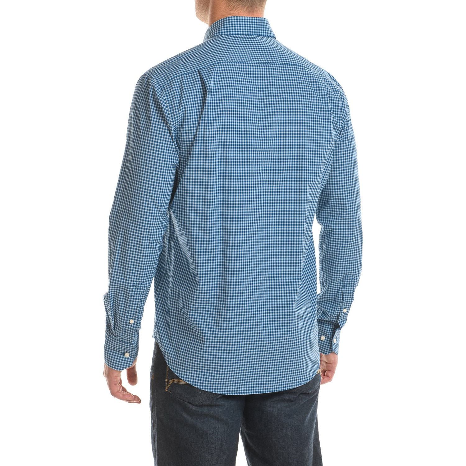 Barbour Leonard Fitted Shirt (For Men) - Save 59%