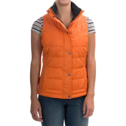 Barbour Lightweight Quilted Vest - Insulated (For Women) in Marigold - Closeouts