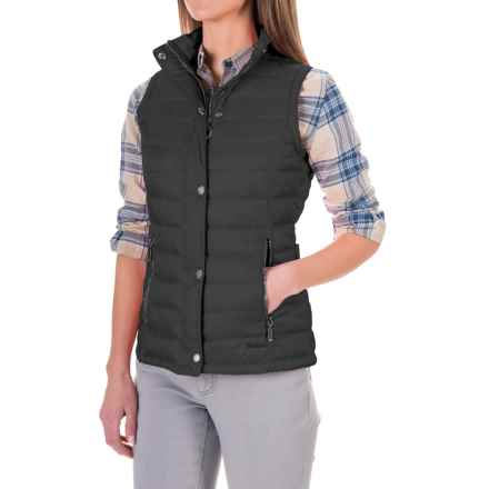 Barbour Lightweight Quilted Vest - Insulated (For Women) in Navy, Alasdair - Closeouts