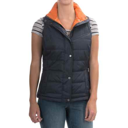 Barbour Lightweight Quilted Vest - Insulated (For Women) in Navy - Closeouts