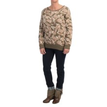 Barbour Marne Sweater (For Women) in Light Khaki - Closeouts