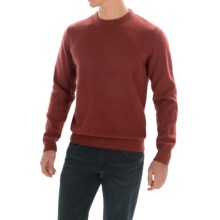 Barbour Nelson Sweater (For Men) in Burnt Orange - Closeouts
