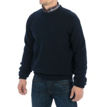Barbour Nelson Sweater (For Men) in Navy - Closeouts