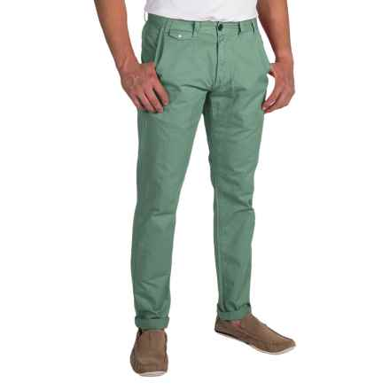 Barbour Neuston Lightweight Pants (For Men) in Neveda Green - Closeouts