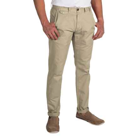 Barbour Neuston Lightweight Pants (For Men) in Putty - Closeouts