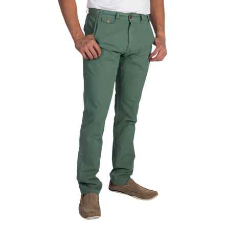 Barbour Neuston Pants (For Men) in Nevada Green - Closeouts