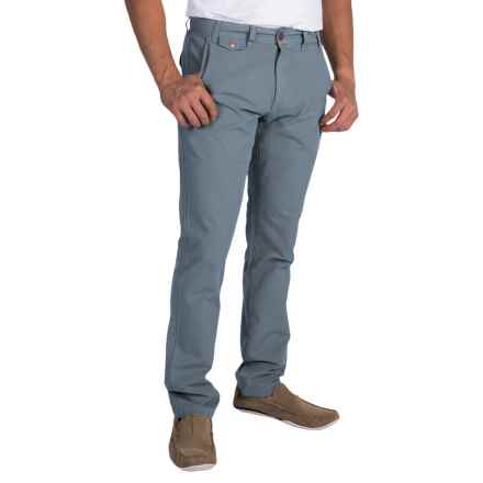 Barbour Neuston Pants (For Men) in Powder Blue - Closeouts