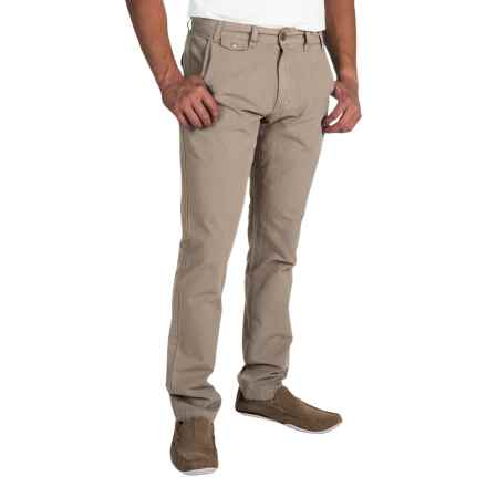 Barbour Neuston Pants (For Men) in Putty - Closeouts