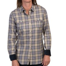 Barbour Northgate Shirt - Long Sleeve (For Women) in Dress Check - Closeouts
