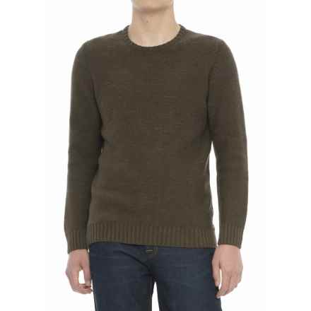 Barbour Portlight Pullover Sweater - Wool Blend, Crew Neck (For Men) in Green - Closeouts
