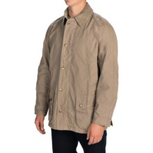 Barbour Rambler Cotton Jacket (For Men) in Stone - Closeouts
