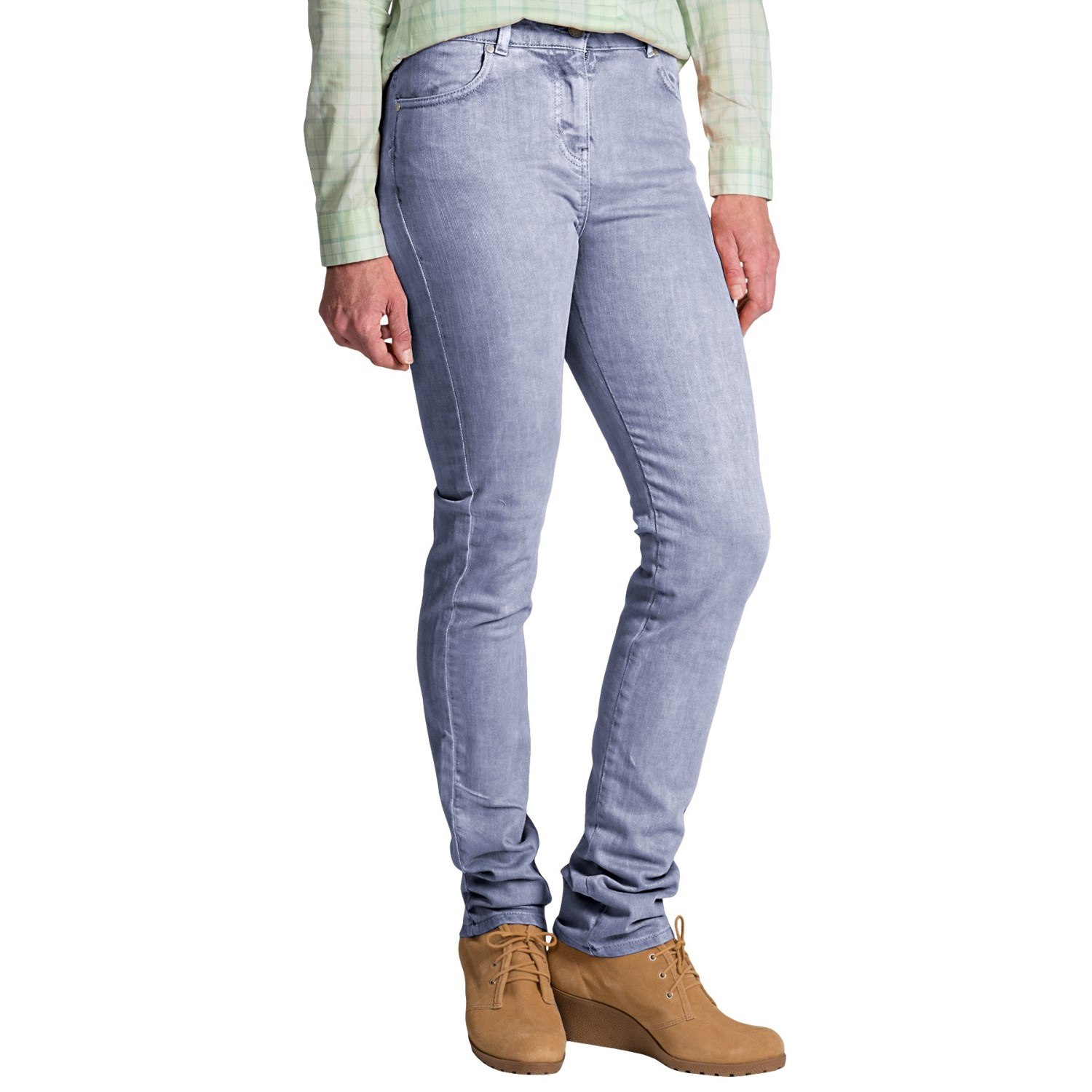 Barbour Rampside Stretch Twill Pants (For Women) - Save 61%
