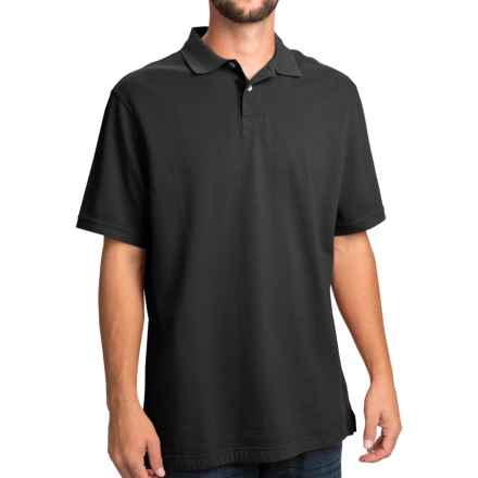 Barbour Redmire Polo Shirt - Short Sleeve (For Men) in Navy - Closeouts