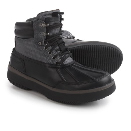 Barbour Rhino Winter Boots - Waterproof, Insulated (For Men) in Grey
