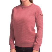 Barbour Rhonda Sweater (For Women) in Red - Closeouts