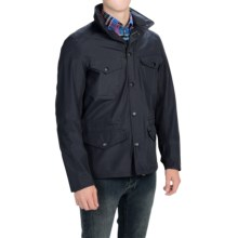 Barbour Sandland Jacket (For Men) in Navy - Closeouts