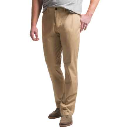Barbour Sitzmann Chino Pants (For Men) in Sand - Closeouts