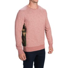 Barbour Squadron Sweater (For Men) in Mars Red - Closeouts