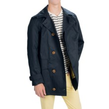 Barbour Stanhope Cotton Jacket (For Men) in Navy - Closeouts