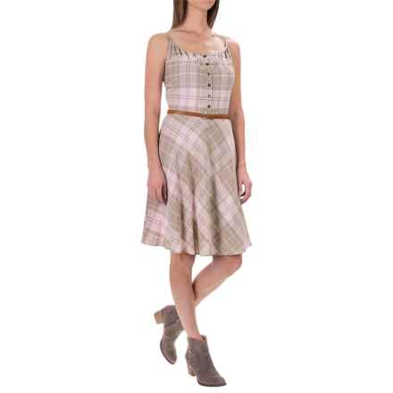 Barbour Strachan Dress - Sleeveless (For Women) in Ice Rose - Closeouts