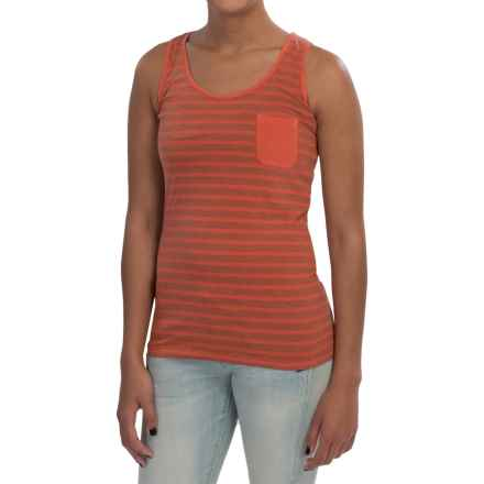 Barbour Striped Tank Top (For Women) in Amber, Agnes - Closeouts