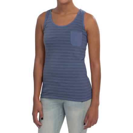 Barbour Striped Tank Top (For Women) in Loch Blue, Agnes - Closeouts