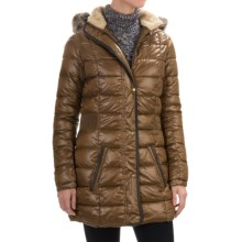 Barbour Tallgate Quilted Jacket - Insulated (For Women) in Bronze - Closeouts