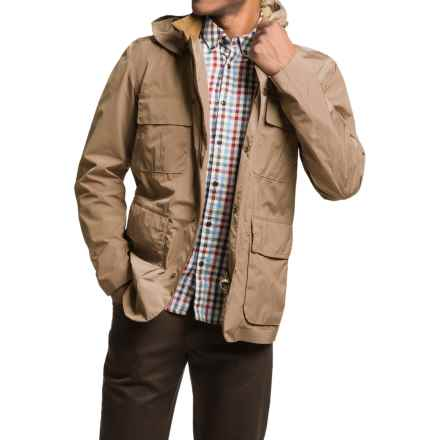 Barbour Thurso Jacket - Waterproof (For Men) in Military Stone - Closeouts