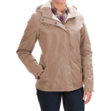 Barbour Vaulting Jacket - Waterproof, Insulated (For Women) in Dark Pearl - Closeouts