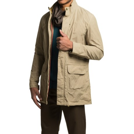 Barbour Wick Jacket (For Men) in Stone