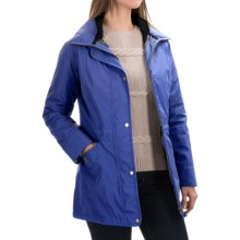 Barbour Winter Trevose Jacket - Waterproof, 3-in-1 (For Women) in Seablue - Closeouts