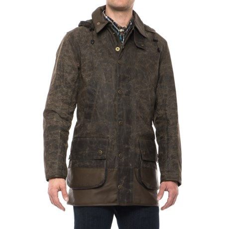 Barbour X adidas Adiwick Jacket (For Men) in Olive