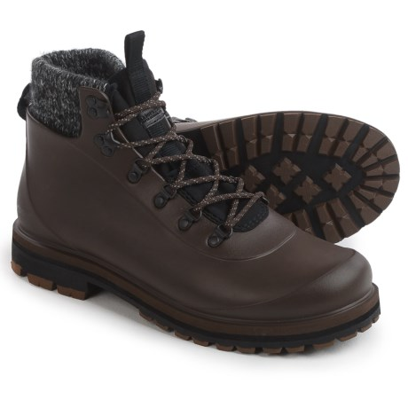 Barbour Zed Hiker Cold Weather Boots - Waterproof (For Men) in Brown