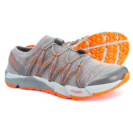 Image of Bare Access Flex Knit Wool Trail Running Shoes (For Men)
