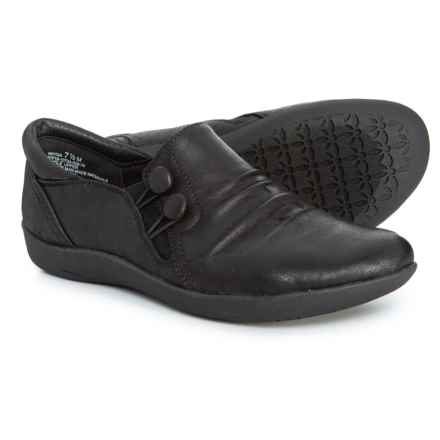 Baretraps Naydia Shoes (For Women) in Black Wayside Pu