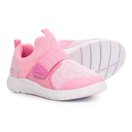 Baretraps Niecey Sneakers (For Little Girls) in Pink - Closeouts