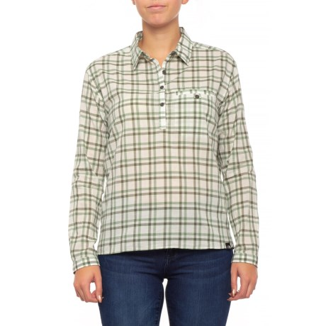 Image of Barilles Pullover Shirt - Organic Cotton, Long Sleeve (For Women)
